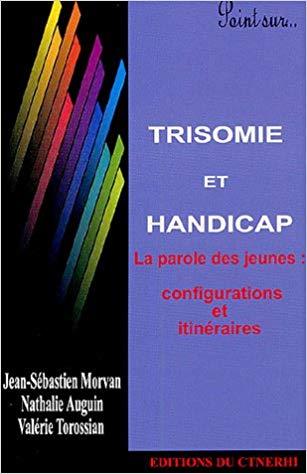 """Couverture de l'ouvrage """"Trisomie et handicap"""""""
